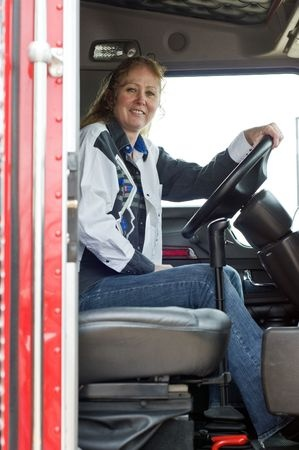 Female Drivers Changing the Face of the Trucking Industry